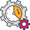 Icon for Rastering/Production in ErgoSoft RIP Software
